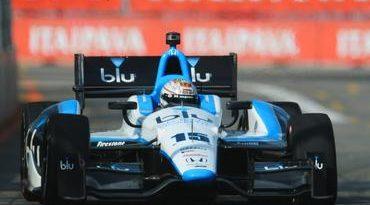 IndyCar: Graham Rahal lidera warm up