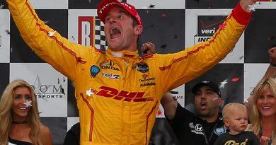 IndyCar: Ryan Hunter-Reay vence no Barber Motorsport Park