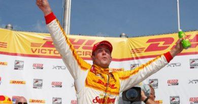 IndyCar: Ryan Hunter-Reay vence em Milwaukee. Tony Kanaan é 2º