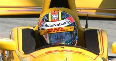 IndyCar: Ryan Hunter-Reay é o mais rápido em Mid-Ohio
