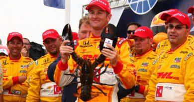 IndyCar: Ryan Hunter-Reay vence prova confusa em New Hampshire