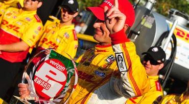 IndyCar: Ryan Hunter-Reay larga na pole em São Paulo