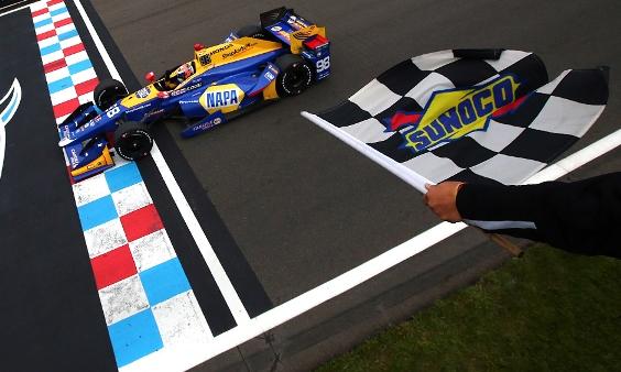 IndyCar: Alexander Rossi vence GP de Watkins Glen