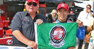 IndyCar: Takuma Sato marca a pole para a segunda prova em Detroit