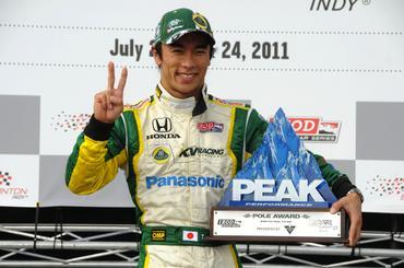 IndyCar: Takuma Sato marca a pole em Edmonton