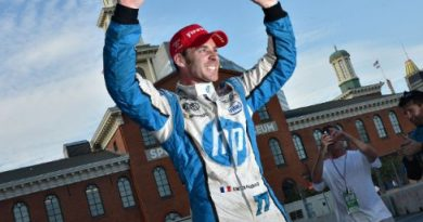 IndyCar: Simon Pagenaud vence em Baltimore