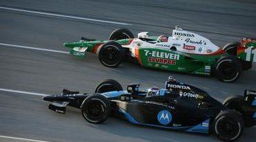 IndyCar: Buscando mais ultrapassagens categoria muda aerodinâmica dos carros