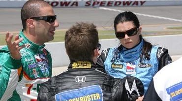 IndyCar: Chuva cancela treino, mas Tony Kanaan larga em 4º lugar em Iowa