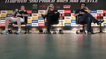 IndyCar: Em entrevista com os vencedores de 2011, Dario foge do troféu