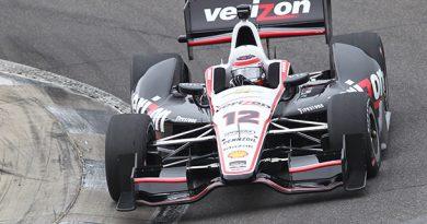 IndyCar: Will Power marca a pole no Alabama