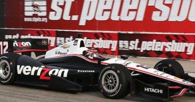 IndyCar: Will Power vence em São Petersburgo