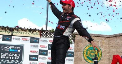 IndyCar: Will Power vence em Sonoma