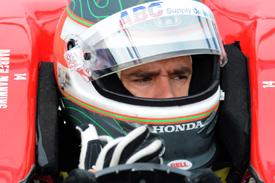 IndyCar: Darrren Manning assina com a Dreyer&Reinbold