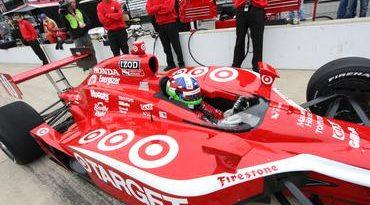 Indy500: Dario Franchitti continua dominando após 140 voltas