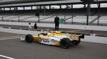IndyCar: Categoria finaliza programa de estreantes; Bia é a quarta colocada