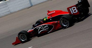 IndyCar: Por 17 minutos, Bruno Junqueira fica fora da qualificação para o GP de Kentucky e, largando do fundo, espera recuperação