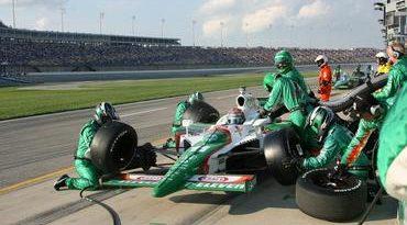 """IndyCar: Tony Kanaan: """"Obviamente não esperávamos a oitava posição"""""""