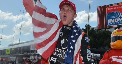 Indy Lights: Sage Karan vence em Houston e amplia liderança