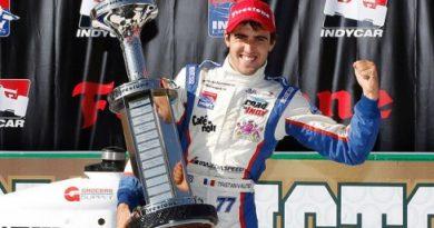 Indy Lights: Tristan Vautier é o Campeão de 2012