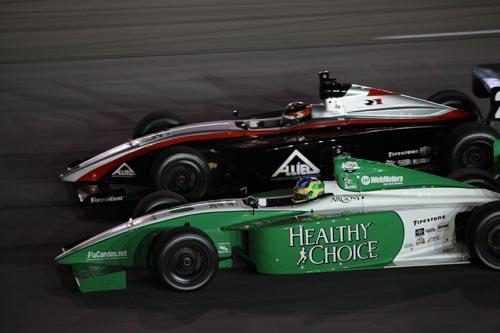 IndyLights: A briga pelo título da Indy Lights continua