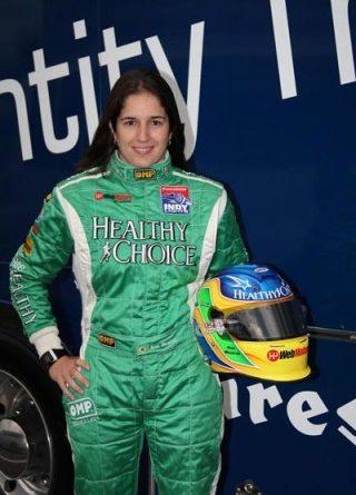 Indy Lights: Ana Beatriz Bia pronta para temporada 2009