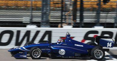 Indy Lights: Indy Lights: Max Chilton vence pela primeira vez. E dedica vitória a Jules Bianchi
