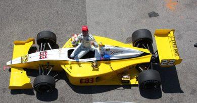 Indy Lights: De ponta a ponta Victor Garcia vence no Alabama