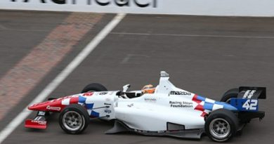 Indy Lights: Jack Harvey vence em Indianápolis
