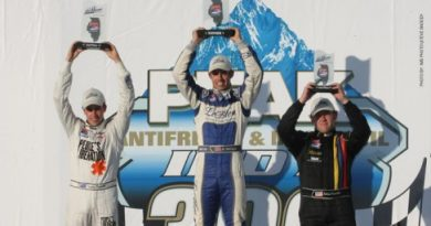 Indy Lights: J.R. Hildebrand é o Campeão de 2009