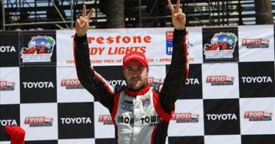 Indy Lights: James Hinchcliffe vence em Long Beach