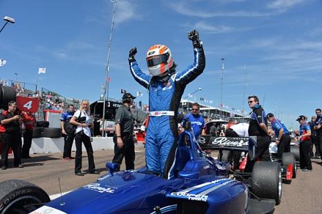 Indy Lights: Edward Jones vence em São Petersburgo