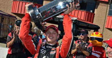 Indy Lights: Sage Karan é o Campeão de 2013