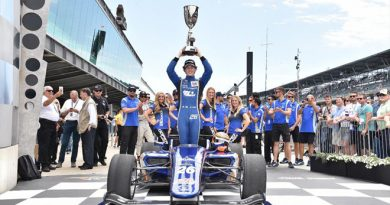 Indy Lights: Matheus Leist vence a Freedom 100