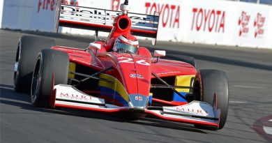 Indy Lights: Carlos Muñoz vence em Long Beach e assume liderança do campeonato