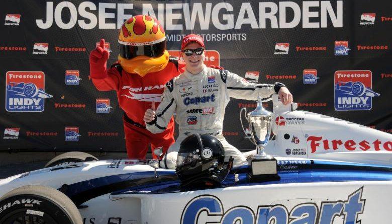 Indy Lights: Stefan Wilson vence em Kentucky. Josef Newgarden é o campeão de 2011