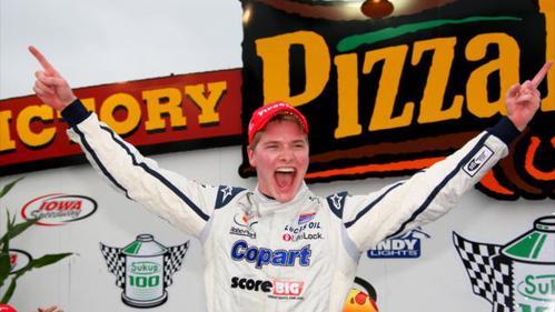 Indy Lights: Josef Newgarden vence em Iowa