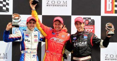 Indy Lights: Sebastian Saavedra vence no Barber Motorsports Park