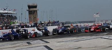 Indy Lights: Ed Jones vence novamente em São Petersburgo