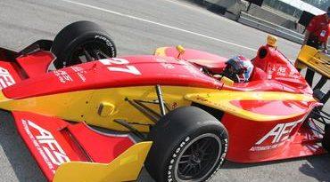 IndyLights: Raphael Matos faz o melhor tempo da sexta-feira na Indy lights