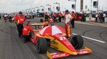 Indy Lights: Raphael Matos diz que decisão inicia em Kentucky