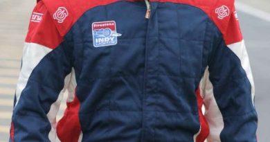 Indy Lights: Rodrigo Barbosa testa em Birmingham, no Alabama