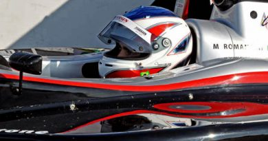 Indy Lights: J.R. Hildebrand é o pole em Long Beach