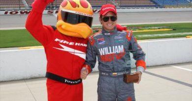 Indy Lights: Sebastian Saavedra sai na pole em Iowa