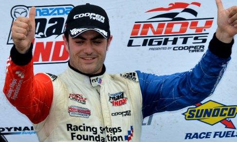 Indy Lights: Jack Harvey vence em Sonoma, e mantém aberta disputa pelo título