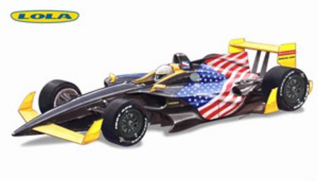 IndyCar: Lola divulga projeto de novo chassi para a IndyCar em 2011