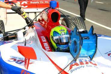 IndyCar: Em Saint Petersburg, Vitor Meira destaca o desgaste do equipamento e também do piloto