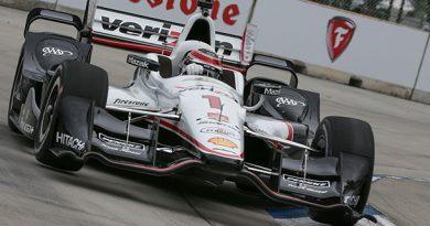 IndyCar: Will Power marca a pole para a primeira prova em Detroit