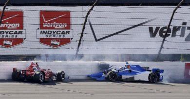IndyCar: Ryan Hunter-Reay vence prova marca por muitos acidentes