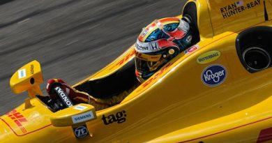 Indy500: Ryan Hunter-Reay é o mais rápido no segundo treino