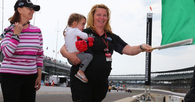 Indy500: Penske lidera primeiro dia de treinos em Indianápolis